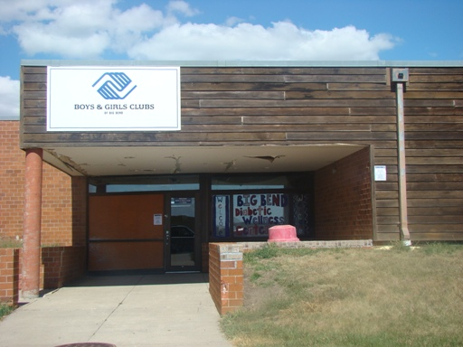 Boys and Girls Club in Big Bend