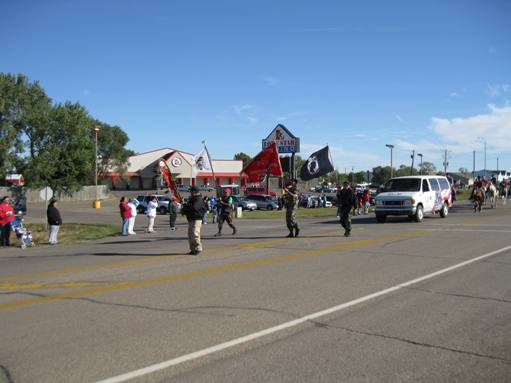 Crow Creek Homecoming Parade 2011_1