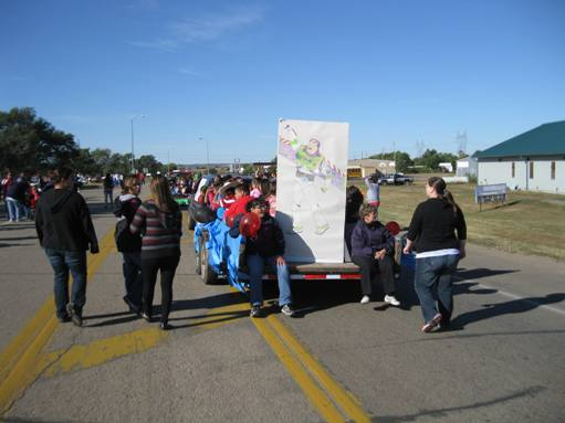 Crow Creek Homecoming Parade 2011_10