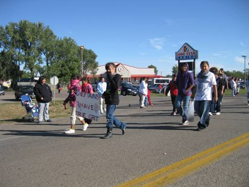 Crow Creek Homecoming Parade 2011_12