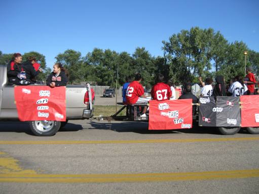Crow Creek Homecoming Parade 2011_14
