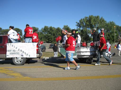 Crow Creek Homecoming Parade 2011_16