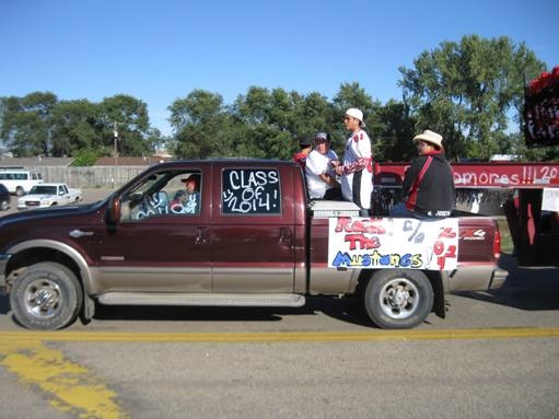 Crow Creek Homecoming Parade 2011_19