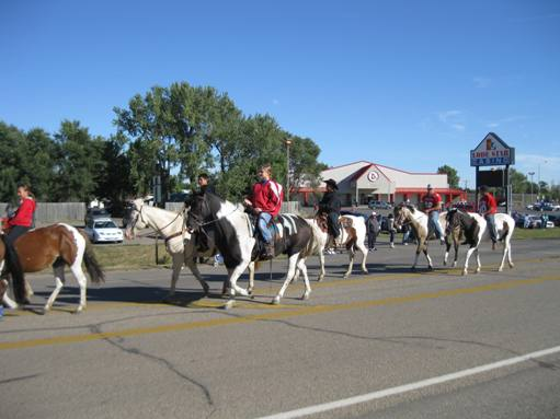 Crow Creek Homecoming Parade 2011_2