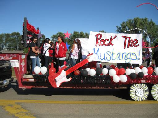 Crow Creek Homecoming Parade 2011_20