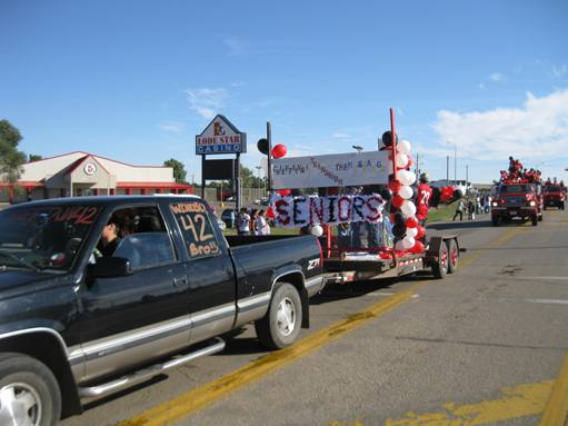 Crow Creek Homecoming Parade 2011_21
