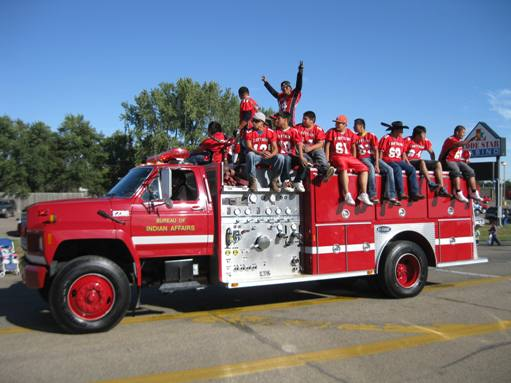 Crow Creek Homecoming Parade 2011_23