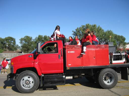 Crow Creek Homecoming Parade 2011_24