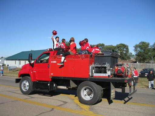 Crow Creek Homecoming Parade 2011_25