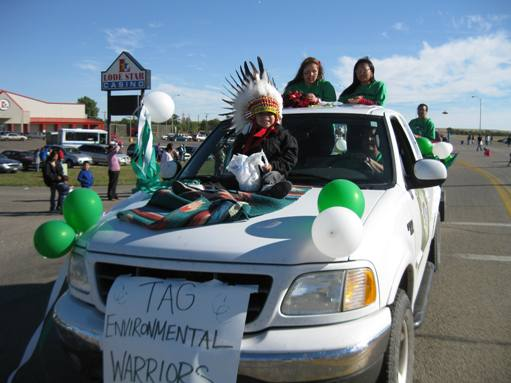 Crow Creek Homecoming Parade 2011_26