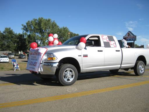 Crow Creek Homecoming Parade 2011_27