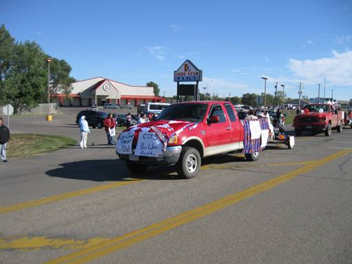 Crow Creek Homecoming Parade 2011_3