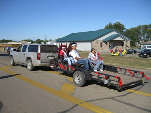 Crow Creek Homecoming Parade 2011_4
