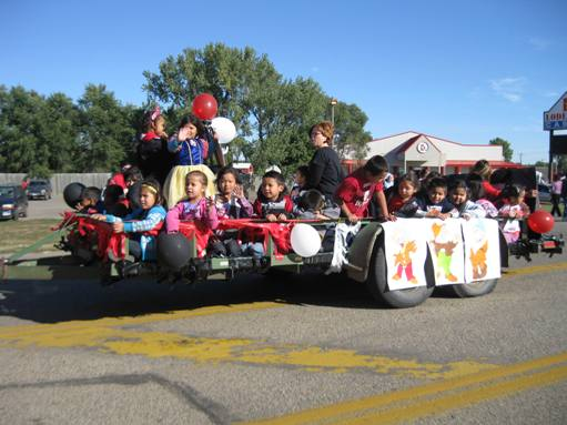 Crow Creek Homecoming Parade 2011_6