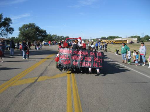 Crow Creek Homecoming Parade 2011_7