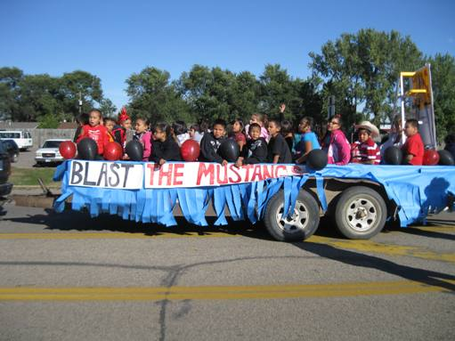 Crow Creek Homecoming Parade 2011_9