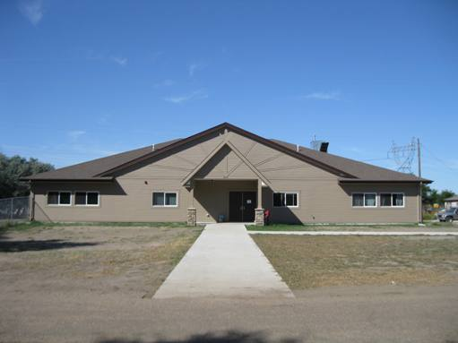 New Crow Creek Headstart Building